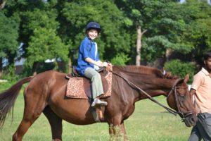 horeback-riding