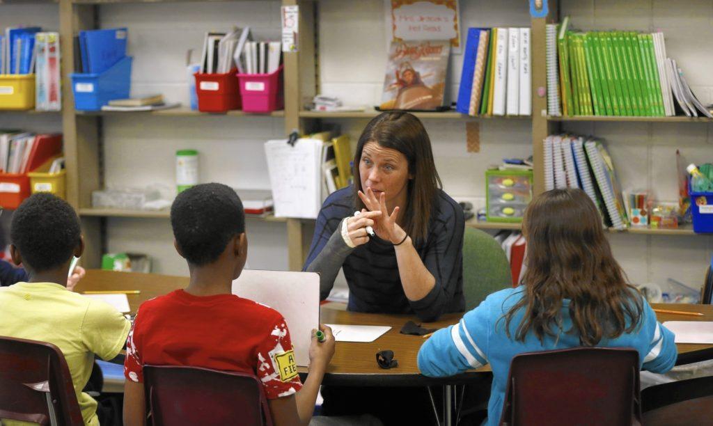 teacher-table